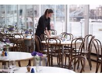 Bartender / Bar Back - Blueprint Cafe - Tower Bridge - £8.50 per hour - Great personalities wanted!