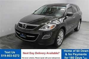 2010 Mazda CX-9 GT AWD w/ NAVIGATION! LEATHER! SUNROOF! REVERSE