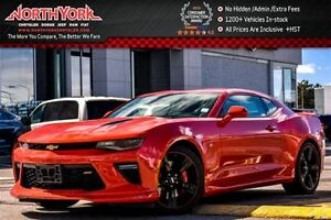 2016 Chevrolet Camaro SS|Manual|6.2L V8|Nav|Leather|HeadsUp|Brem