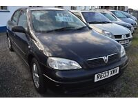 2003 Vauxhall Astra in excellent condition 1 YEAR MOT until MAY 2018
