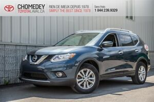 2015 Nissan Rogue SSV AWD AUTOMATIQUE FULL CUIR TOIT GPS MAGS SV