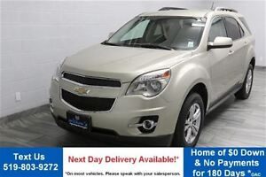 2013 Chevrolet Equinox LT w/ REVERSE CAMERA! HEATED SEATS! ALLOY