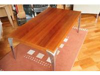 Coffee table, cherrywood veneer