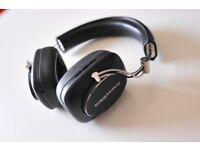 Bowers and Wilkins B&W P7 Wireless On-ear Headphones - Excellent Condition!