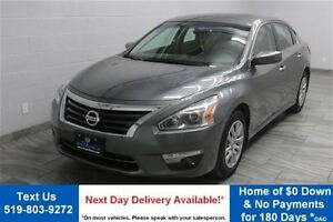 2015 Nissan Altima 2.5 S w/ POWER PACKAGE! A/C! AUTOMATIC!
