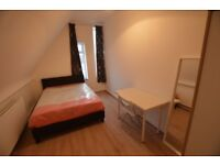 double room for single use in Manor House - fully furnished - £600 per month