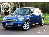 2006(56) MINI Hatch 1.6 Cooper 3dr £3295