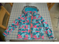 Boden Girls Ski Jacket - Age 13-14
