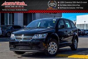 2017 Dodge Journey New Car SE|Keyless_Go|Dual Climate Cntrl|Powe