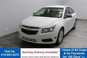 2011 Chevrolet Cruze LS w/ POWER PACKAGE! AIR CONDITIONING! AUTO