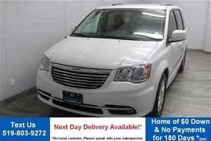 2015 Chrysler Town & Country TOURING w/ STOW & GO! POWER DOORS +