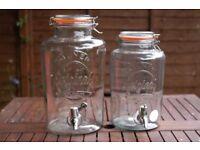 Kilner Jars Drinks Dispenser's