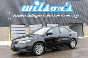 2012 Kia Forte LX Plus! BLUETOOTH! KEYLESS ENTRY! POWER PACKAGE!