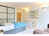 Luxurious 2bed/1bath apartment*Tottenham Court Road*3 months minimum*Fully furnished*WiFi included