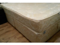 top quality expensive V clean double OTTOMAN STORAGE BED 'BASE'(RRP £399) from non smoking household