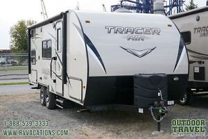 2017 Forest River Prime Time Tracer Air 205 Travel Trailer