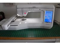 Brother V3 Embroidery machine only