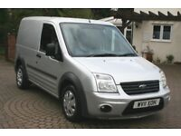 FORD TRANSIT CONNECT 2011, FULL SERVICE HISTORY, 12 MONTHS MOT , 120K MILES,