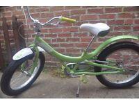 GIANT GLOSS bike 20'' size wheels