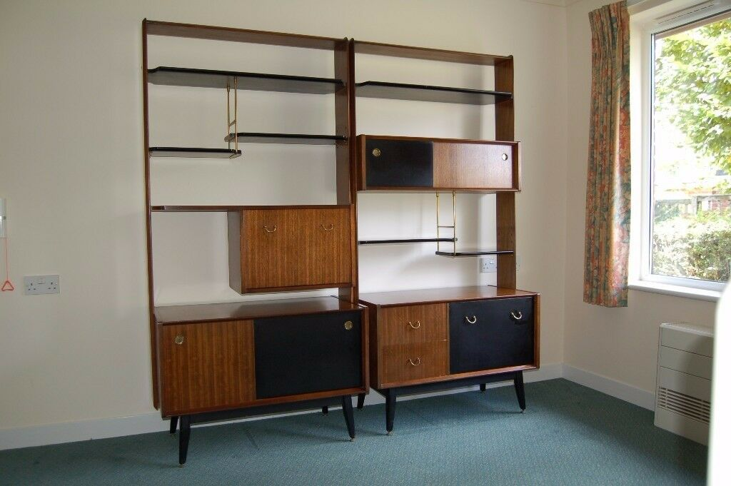 Beech Living Room Units