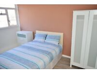 SPACIOUS DOUBLE ROOM AVAILABLE NOW IN STEPNEY ONLY £156 PER WEEK