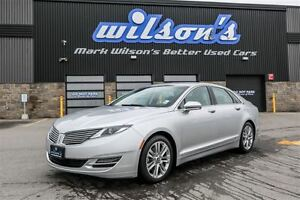 2014 Lincoln MKZ $83/WK, 4.74% ZERO DOWN! ZERO LEATHER! NEW TIRE
