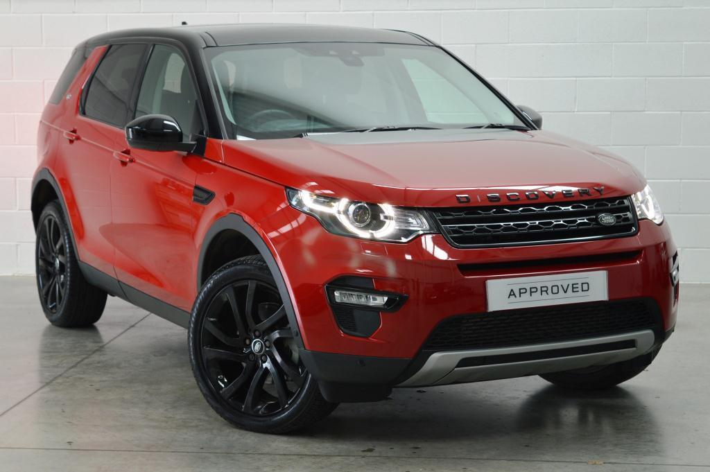 land rover discovery sport 2 2 sd4 hse luxury 5dr auto. Black Bedroom Furniture Sets. Home Design Ideas