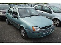 Ford Fiesta 2000 1.2 lx Breaking for PARTS