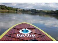 PADDLE BOARD - HATHA COBRA - HARD BOARD - 10'6 - NEW