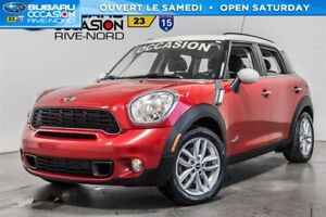 2014 MINI Cooper Countryman Cooper S ALL4 CUIR+TOIT.OUVRANT