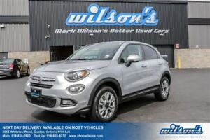 2016 Fiat 500X SPORT AWD! BLUETOOTH! TOUCH SCREEN! CRUISE CONTRO