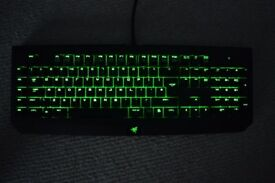 Razer Black Widow Ultimate Keyboard