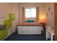 Double room perfect size with plenty of storage come and get it