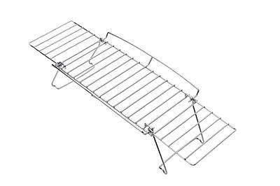 Landmann Universal Chrome Plated BBQ Warming Rack (13463)