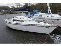 Sailing Yacht Trapper 240TS INCLUDING ROAD TRALER (REDUCED) £5750 ONO