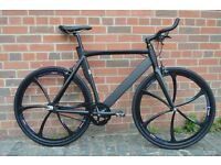 Brand new NOLOGO Aluminium single speed fixed gear fixie bike/ road bike/ bicycles rr8