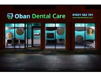 Outstanding Opportunity for a Dentist (Dental Associate) – in the heart of Oban, Scotland
