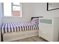 MILE END MILE END MILE END - MOVE IN TODAY? - DOUBLE ROOMS TO RENT IN A 5 BED FLATSHARE!!!