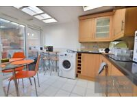 MODERN 4 DOUBLE BEDROOM HOUSE TO RENT IN CLAPHAM SW4 W/ PRIVATE GARDEN, 2 X BATHROOMS, 2 X KITCHENS