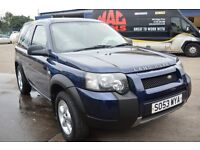Land Rover FREELANDER 2004 in Excellent condition MOT Until February 2017