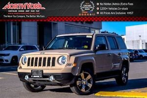 2017 Jeep Patriot NEW Car High Altitude|4x4|Sunroof|Nav|Htd Fron
