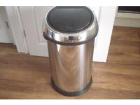 Brabantia kitchen waste bin. Large size.