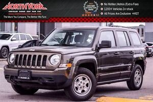 2016 Jeep Patriot Sport|CleanCarProof|Manual|Cruise/Traction Cnt