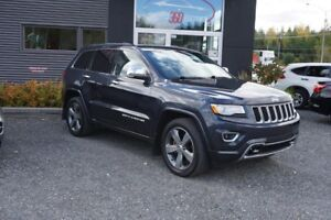 2015 Jeep Grand Cherokee Overland+TRES BAS KM+SPÉCIAL 1 JOURS!!
