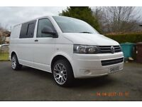 VW Transporter combi conversion Ideal for camper conversion new alloys and tyres excellent condition