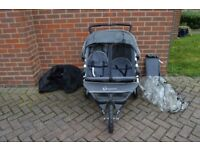 Outnabout Instep Double Buggy