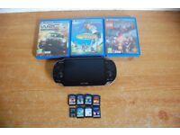 PS Vita Console, Games, Accessories - Prices In Ad
