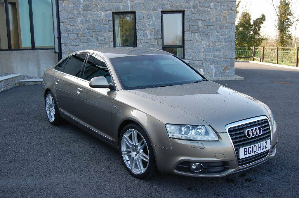 2010 audi a6 le mans s line in newry county down gumtree. Black Bedroom Furniture Sets. Home Design Ideas