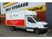 REMOVALS MAN AND VAN HIRE Short Notice   Moving House/Flat/Office/Business/Students Move