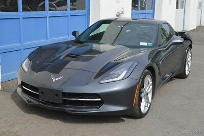 2014 Gray Chevrolet Corvette Coupe 2LT | C7 Corvette Photo 1
